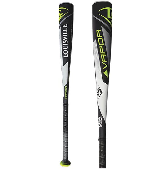 "2018 Louisville Slugger Vapor USA Baseball Bat 2 5/8"" (-9): WTLUBVA18B9 at headbangersports.com"