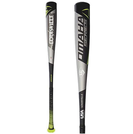 "Best 2018 Louisville Slugger Omaha SRS 518 (-10) 2 5/8"" USA Baseball Bat: WTLUBO518B10 at headbangersports.com"