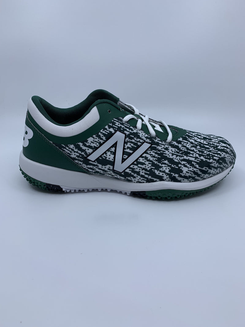 New Balance Men's T4040v5 Baseball and Softball Turf: Green at HB Sports