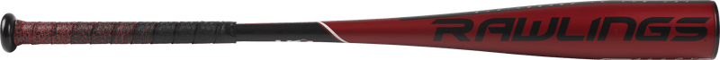 "Rawlings Side view of 2019 Rawlings 5150 (-11) 2 5/8"" USA Baseball Bat: US9511 at headbangersports.com"