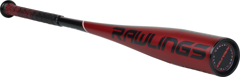 "End cap view of 2019 Rawlings 5150 (-11) 2 5/8"" USA Baseball Bat: US9511 at headbangersports.com"