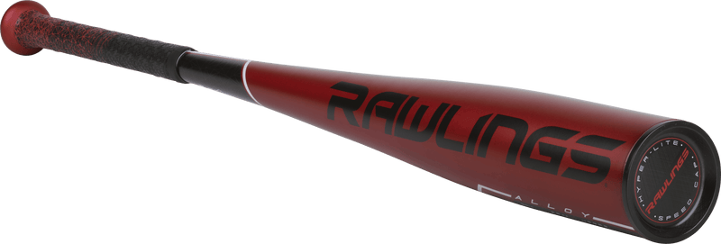 Angled Rawlings View: 2019 Rawlings 5150 (-5) Alloy Youth USA Baseball Bat: US955