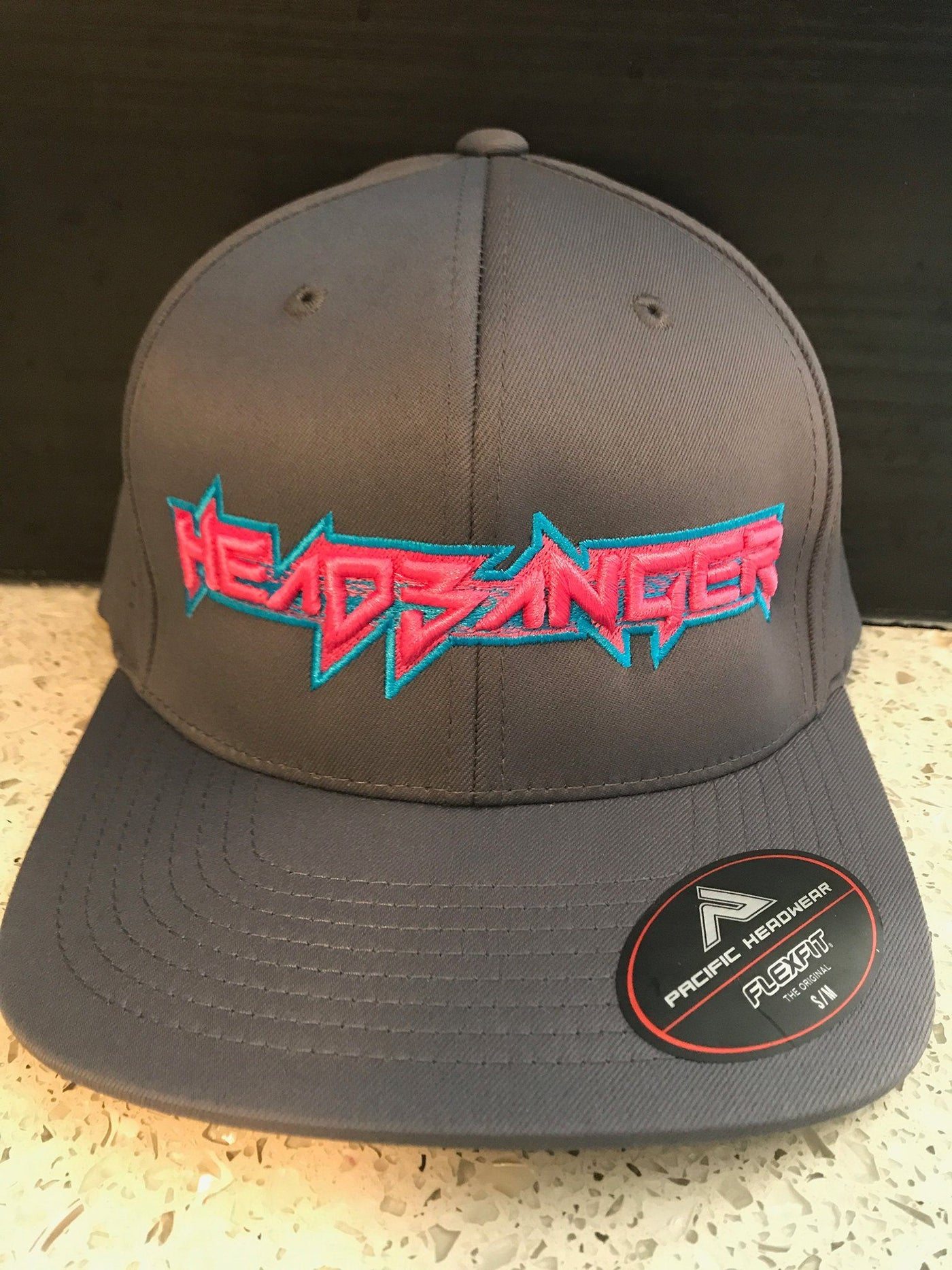 bbdabe7f HB Exclusive 474F F3 Performance Fitted Hat: Vice Edition