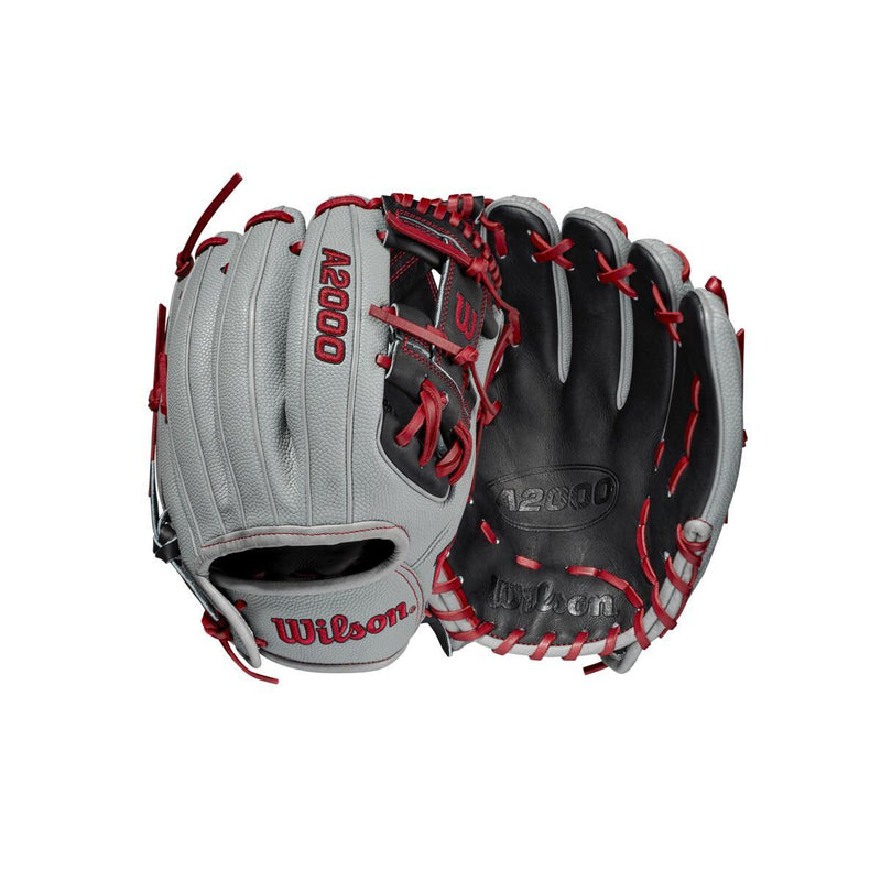 "2021 Wilson A2000 DP15 SuperSkin Pedroia Fit 11.5"" Infield Baseball Glove: WBW100109115"