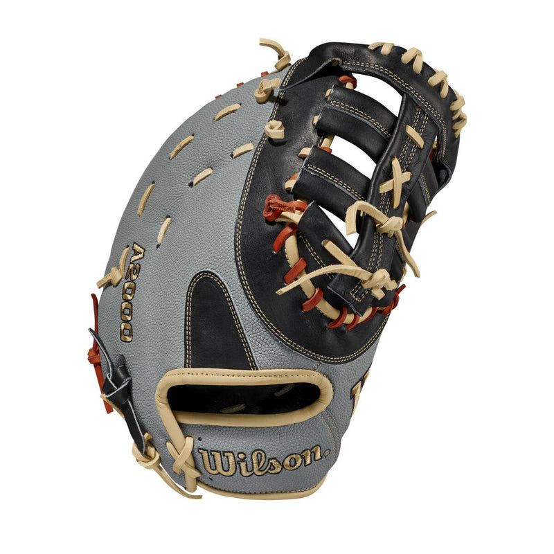 "2021 Wilson A2000 1620SS 12.5"" SuperSkin Baseball First Base Mitt: WBW100119125"