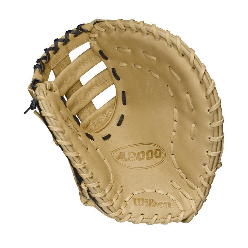 "2021 Wilson A2000 2820SS 12.25"" SuperSkin Baseball First Base Mitt: WBW1001211225"