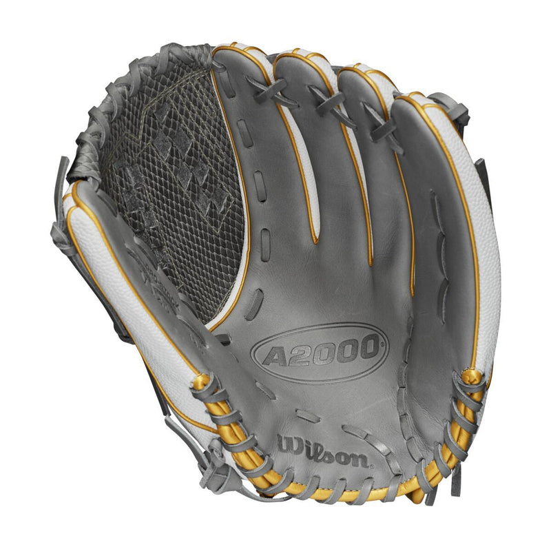 "2021 Wilson A2000 V125SS 12.5"" Outfield Fastpitch Glove: WBW100214125"