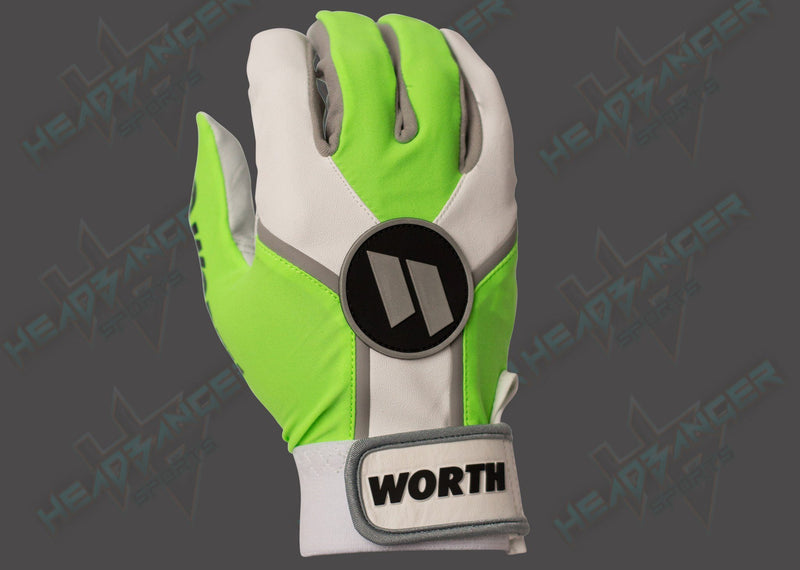2017 Worth Team Batting Gloves - WBATGL-NG
