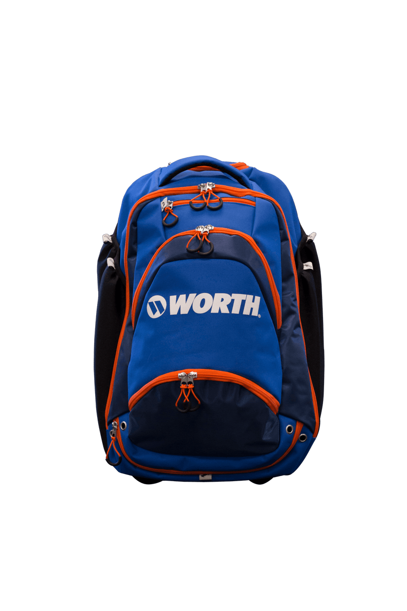 WORTH XL Baseball/Softball BACKPACK WOXLBP www.headbangersports.com