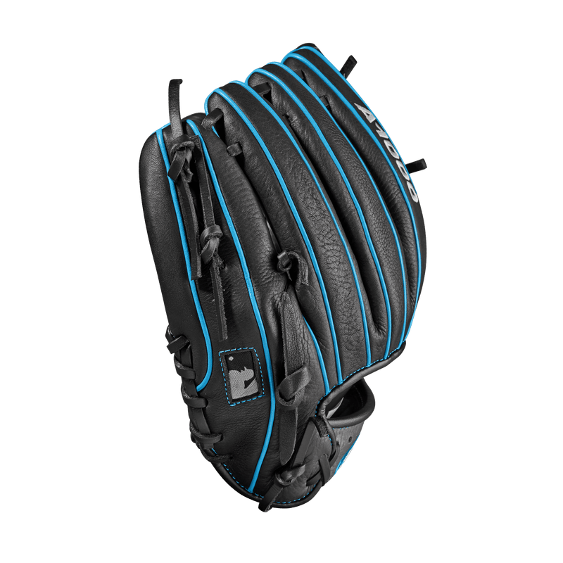 "Side Welt View of 2018 Wilson A1000 11.25"" Baseball Glove: WTA10RB181788 at headbangersports.com"
