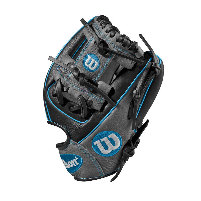 "Side I-Web View of 2018 Wilson A1000 11.25"" Baseball Glove: WTA10RB181788 at headbangersports.com"