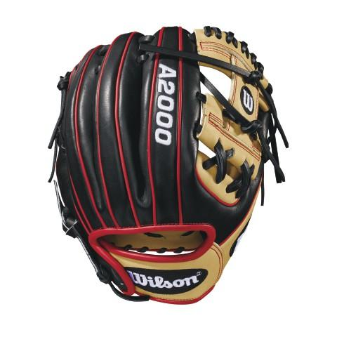 "2018 Wilson A2000 11.25"" Baseball Glove: WTA20RB18PF88 at headbangersports.com"