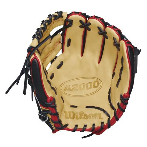 Palm of A2000 Baseball Glove PF88 11.25""
