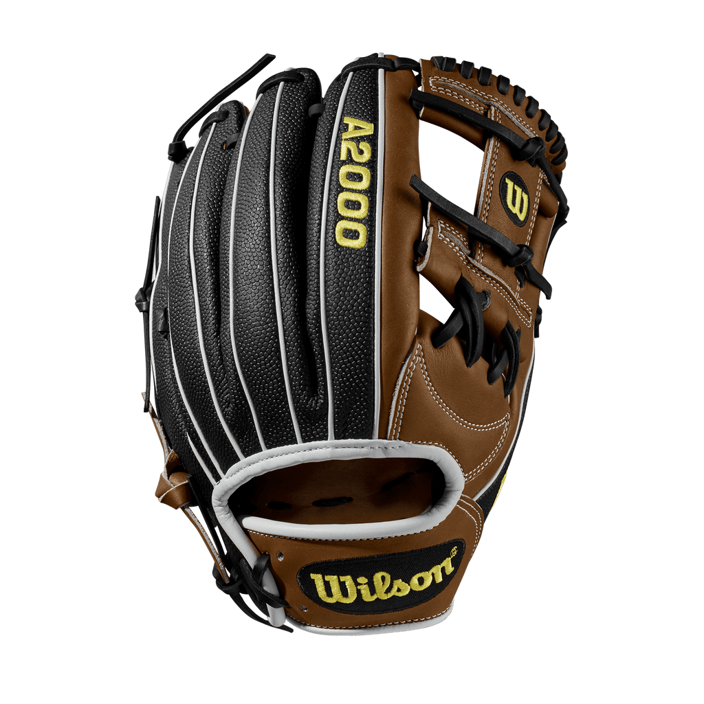 "2019 Wilson A2000 SuperSkin 11.75"" Baseball Glove: WTA20RB191787SS"