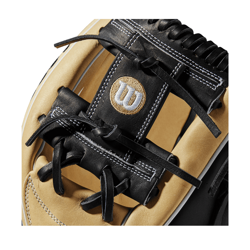 "I-Web (Wilsons H-Web) View on the 2019 Wilson A2000 11.75"" Baseball Glove: WTA20RB191787"