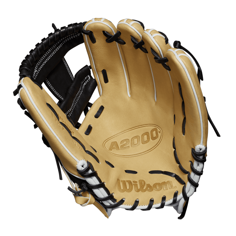 "Inside Palm view of the 2019 Wilson A2000 11.75"" Baseball Glove: WTA20RB191787"