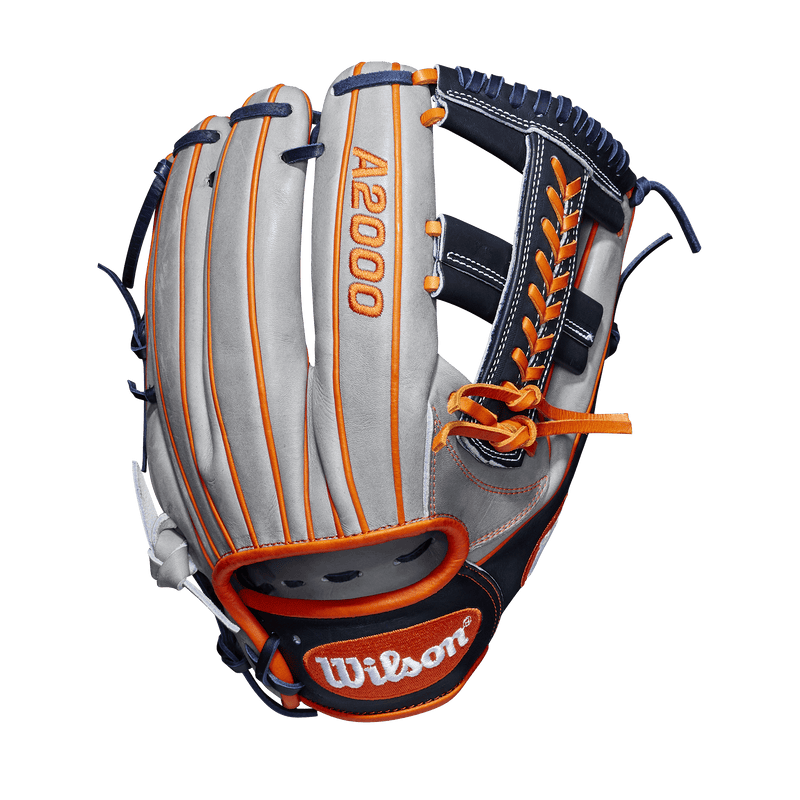 "Back View of 2019 Wilson A2000 Carlos Correa 11.75"" Baseball Glove: WTA20RB19CC1GM"