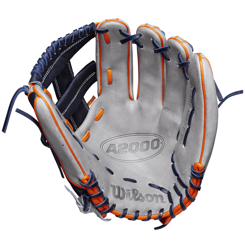"Inside Palm view of 2019 Wilson A2000 Carlos Correa 11.75"" Baseball Glove: WTA20RB19CC1GM"
