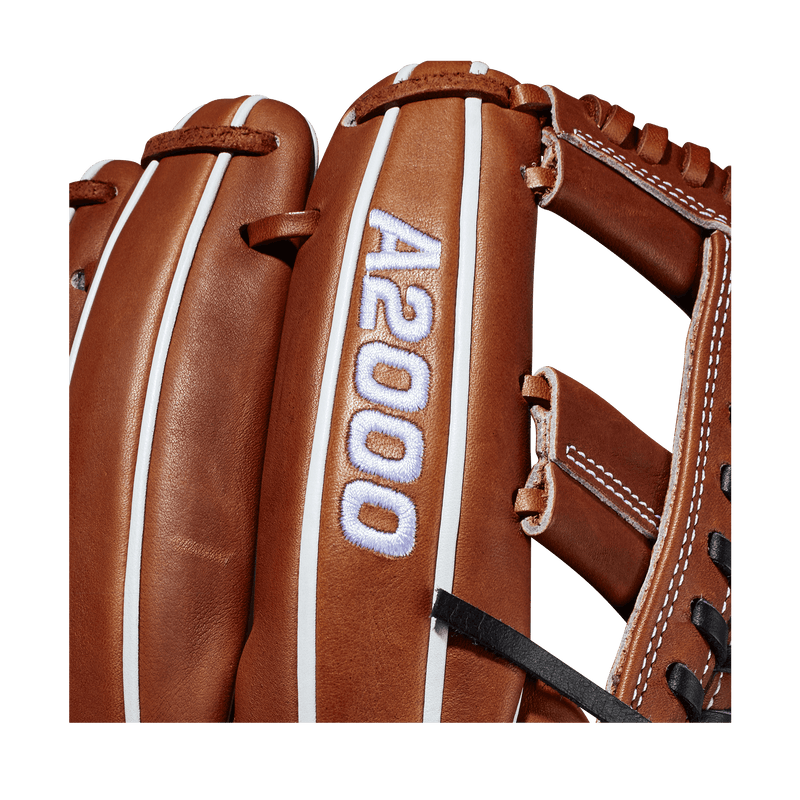 Wilson A2000 Dual Welting for a Durable Pocket and Long Lasting Break-In