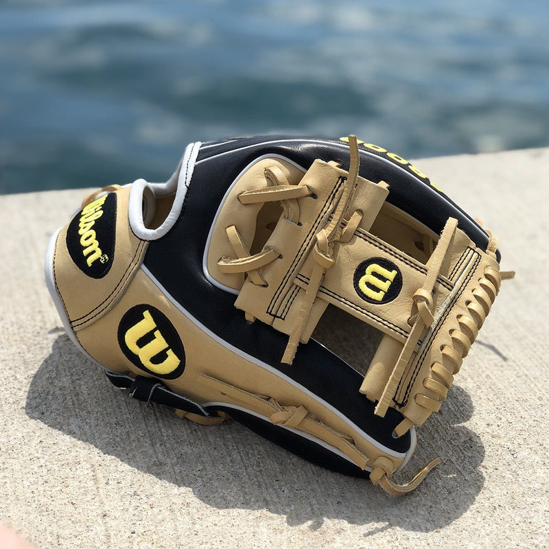 Wilson 2020 1786 Infield Baseball Glove at headbangersports.com