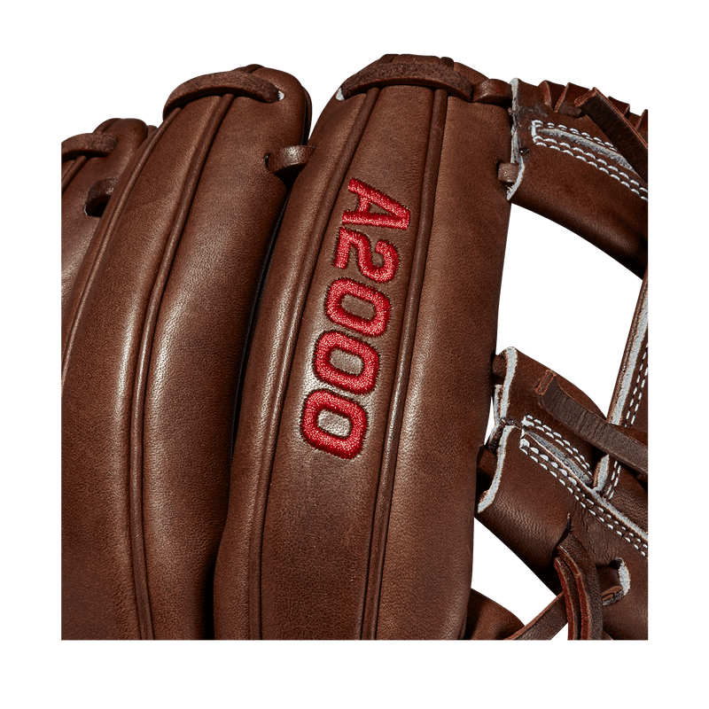 Red Stitching on the new Walnut 2020 1787 A2000 Ball Glove