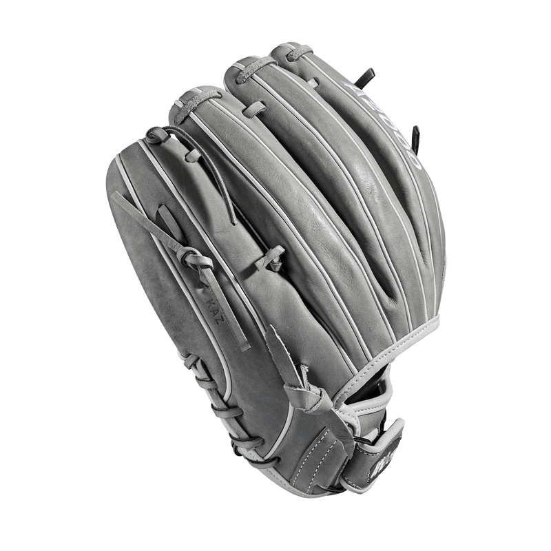 "Back Side View of 2019 Wilson A2000 11.75"" Fastpitch Softball Glove: WTA20RF191175 at headbangersports.com"