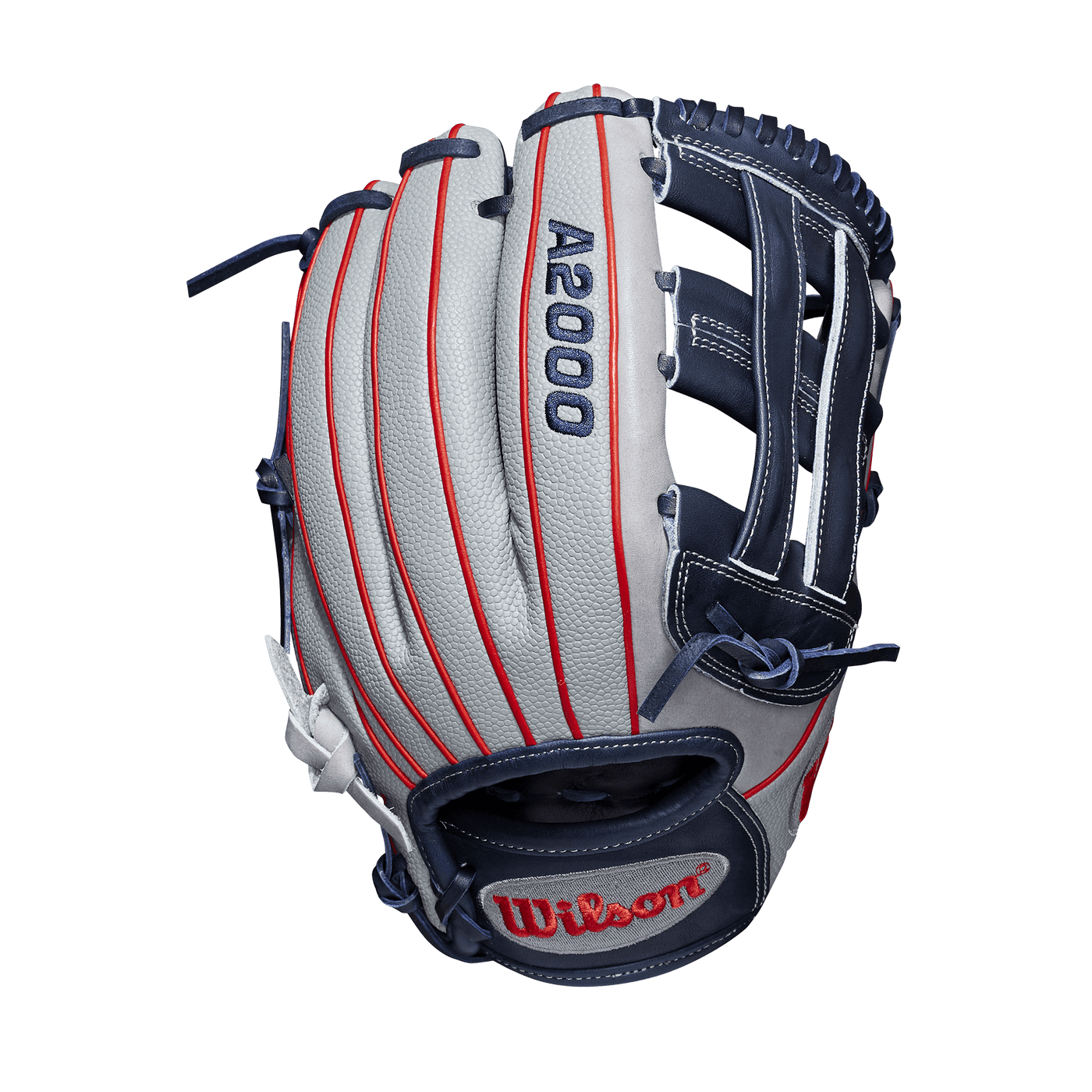 eefe7b83596 Back Web View of 2019 Wilson A2000 SuperSkin 12