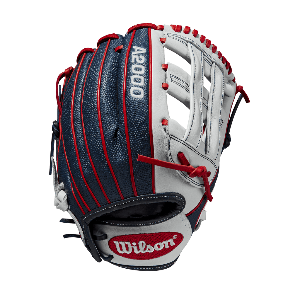 "2020 Wilson A2000 SuperSkin 12"" Sierra Romero Fastpitch Softball Glove: WTA20RF20SR32GM"