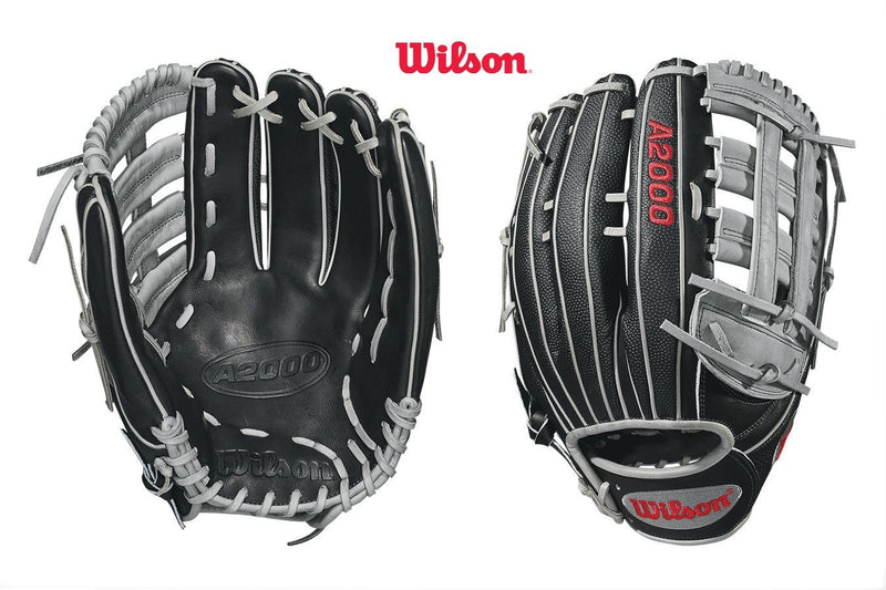 "2018 Wilson A2000 Super Skin 13.5"" Slowpitch Softball Glove:  WTA20RS18135SS"