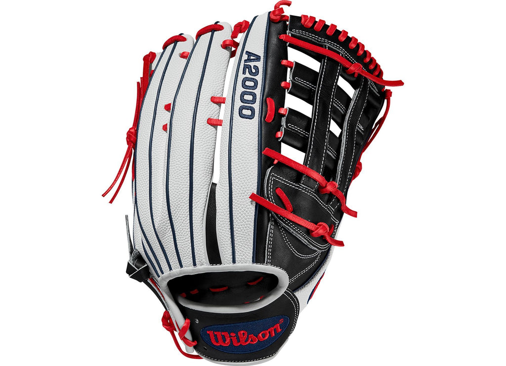"Wilson A2000 SuperSkin 13.5"" Slowpitch Softball Glove: WTA20RS20135SS"