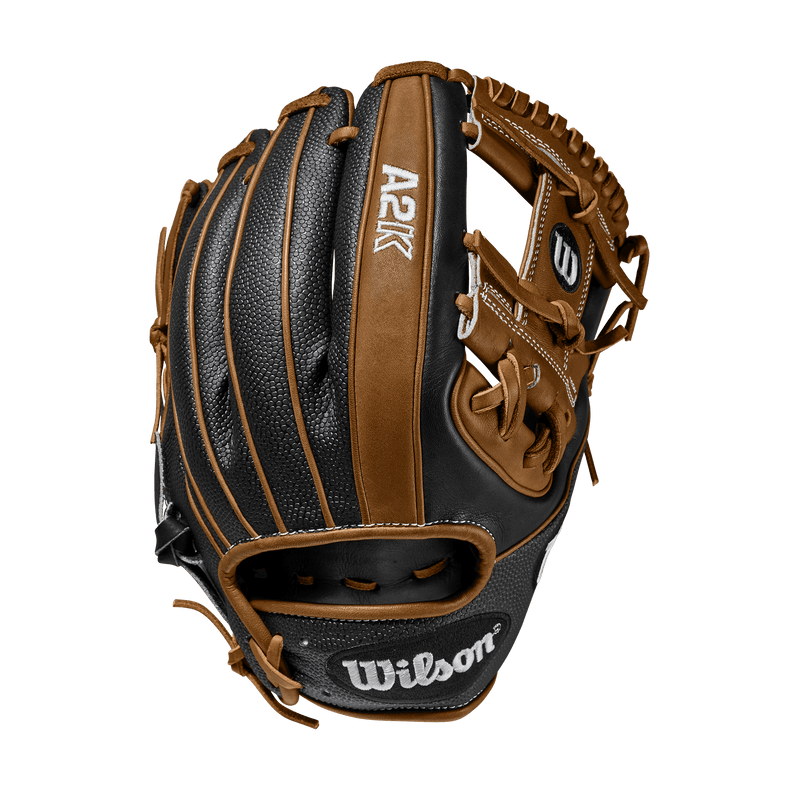 "2020 Wilson A2K SuperSkin 11.5"" Baseball Glove: WTA2KRB201786SS at headbangersports.com"