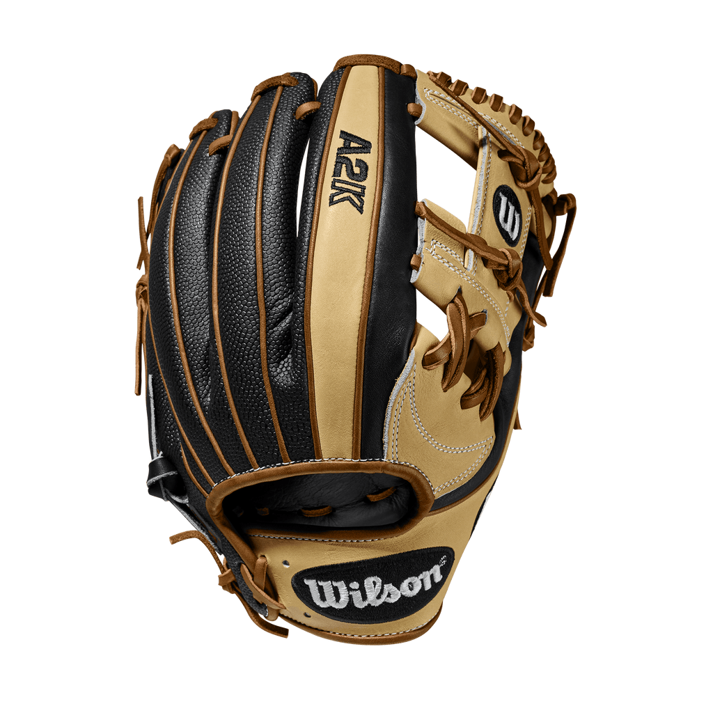 "2020 Wilson A2K SuperSkin 11.75"" 1787 Baseball Glove: WTA2KRB201787SS at headbangersports.com"