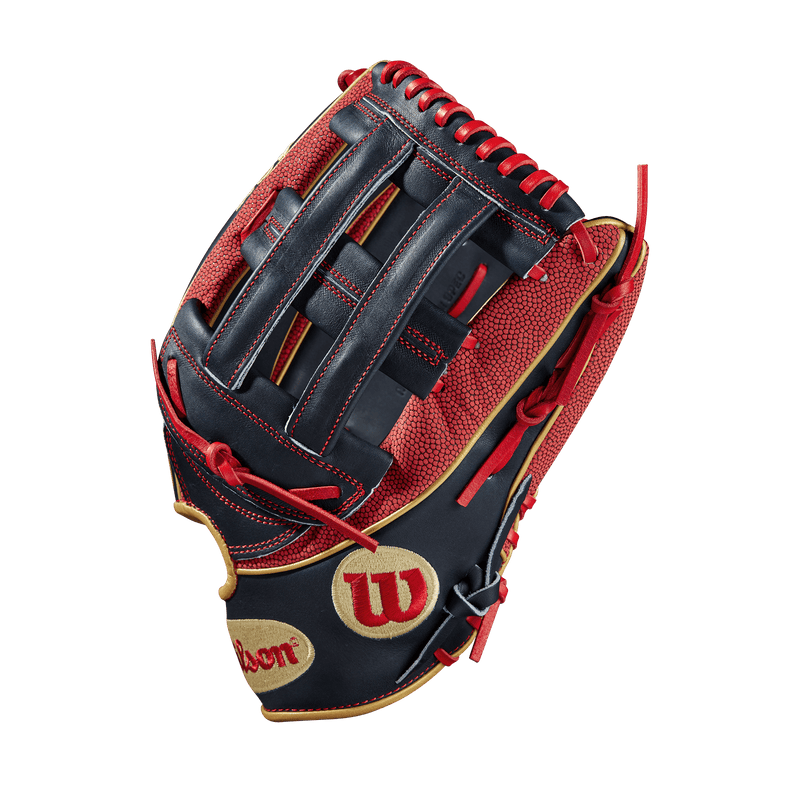 "2020 Wilson A2K MB50 SuperSkin 12.50"" Baseball Glove: WTA2KRB20MB50GM"