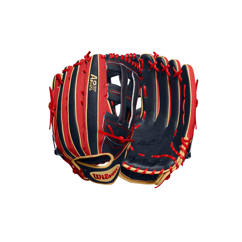 2020 Wilson A2K Mookie Betts 50 SuperSkin Baseball Glove