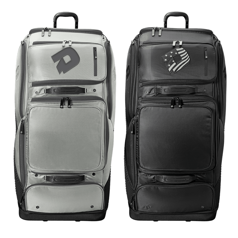 DeMarini Special Ops Spectre Wheeled Roller Bag: WTD9412