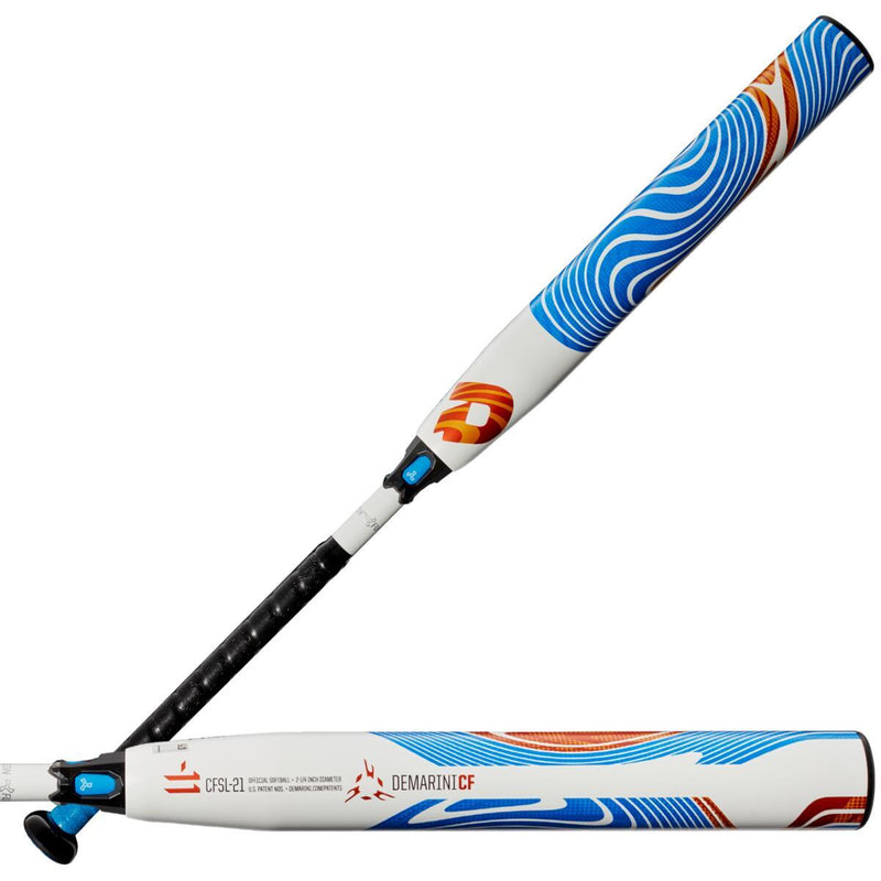2021 DeMarini CF (-11) Fastpitch Softball Bat: WTDXCFS21