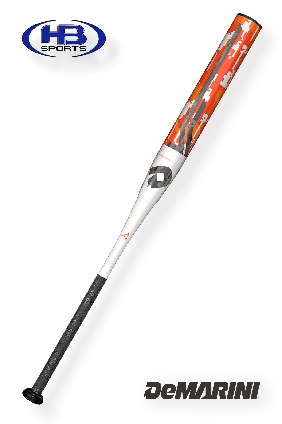 2018 Demarini Flipper Og Asa Slowpitch Softball Bat Wtdxfls 18