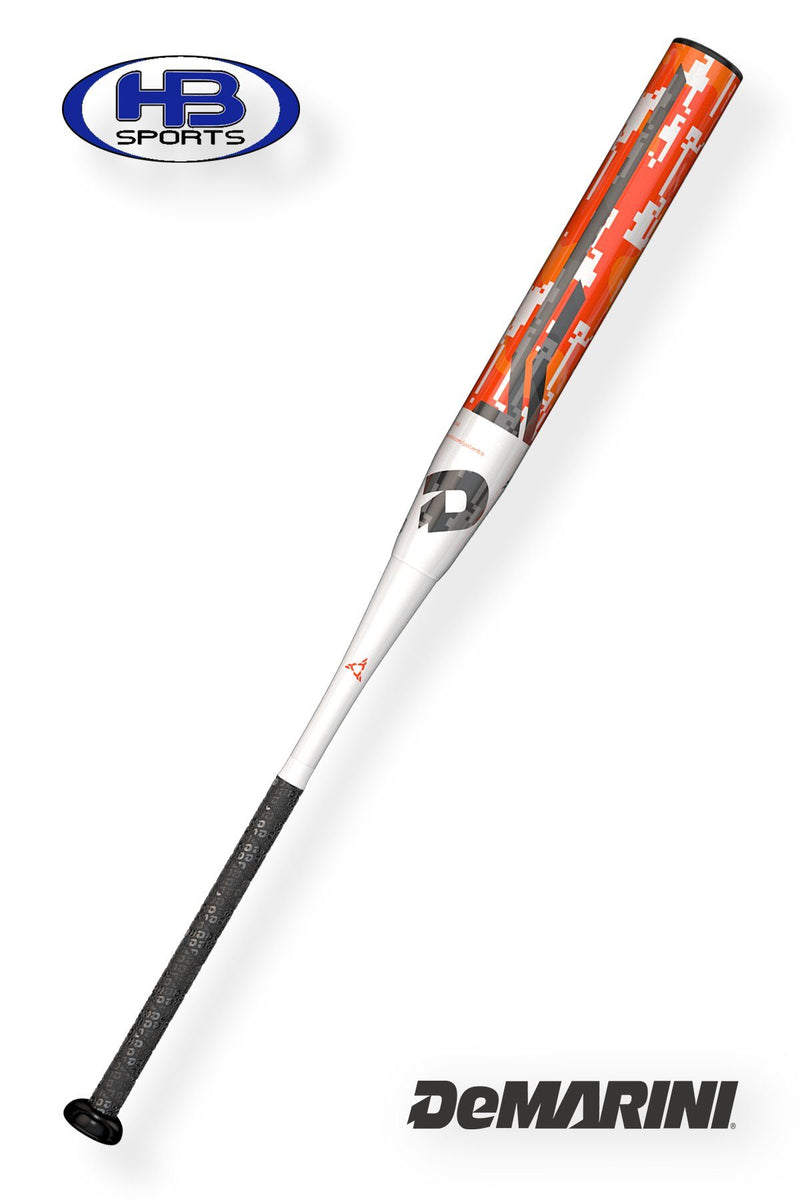 The Best Adult ASA Slowpitch Softball Bat 2018 DeMarini Flipper OG ASA Slowpitch Softball Bat: WTDXFLS-18 at Headbangersports.com
