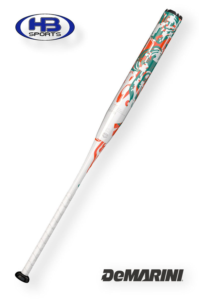 Best Adult Slowpitch Softball Bat for ASA Best ASA Slowpitch Softball Bat 2018 DeMarini Mercy ASA Slowpitch Softball Bat: WTDXMSP-18 at Headbangersports.com