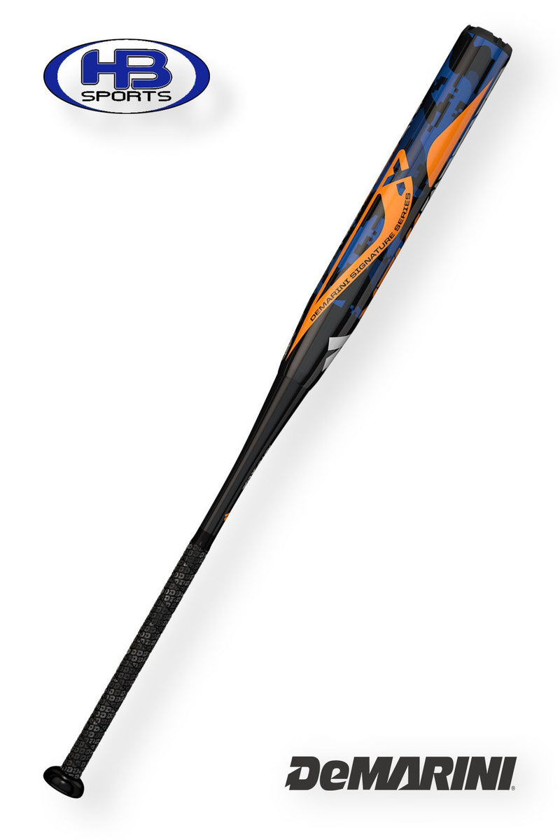 2018 DeMarini Newbreed GTS USSSA Slowpitch Softball Bat: WTDXNBU-18