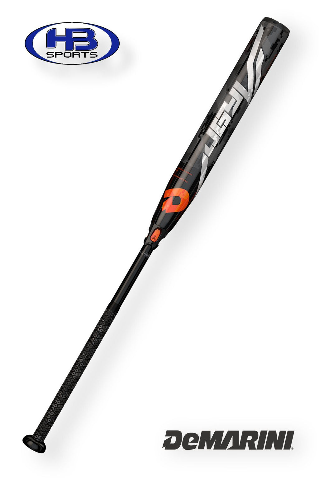 2018 DeMarini DB44 Juggy OVL USSSA Slowpitch Softball Bat WTDXNTB-18 at Headbangersports.com
