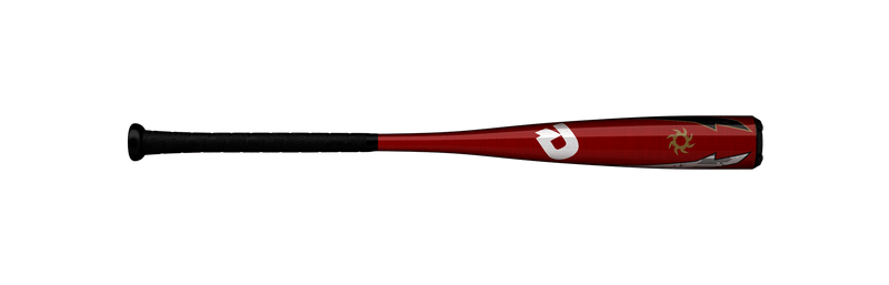 Side DeMarini Logo on 2019 DeMarini Voodoo One -10 USSSA Baseball Bat: WTDXVOZ-19 at headbangersports.com