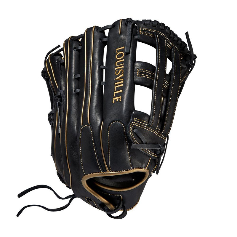 "Louisville Slugger Slowpitch 14"" Super Z Pro Flare Fielding Glove at headbangersports.com"