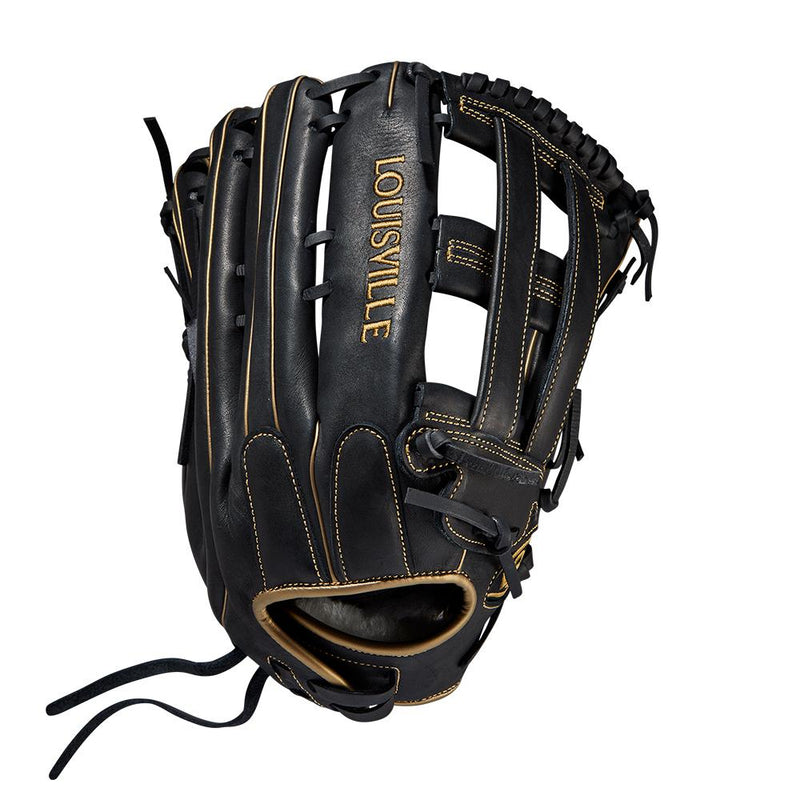 "Louisville Slugger Slowpitch 15"" Super Z Pro Flare Fielding Glove at headbangersports.com"