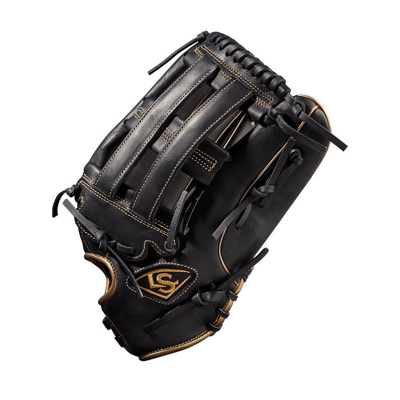 "H-Web view of Louisville Slugger Slowpitch 15"" Super Z Pro Flare Fielding Glove at headbangersports.com"