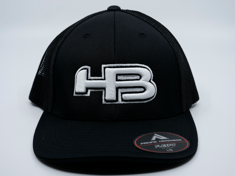 HB SPORTS EXCLUSIVE PACIFIC 404M FLEXFIT HAT: WARHAWK
