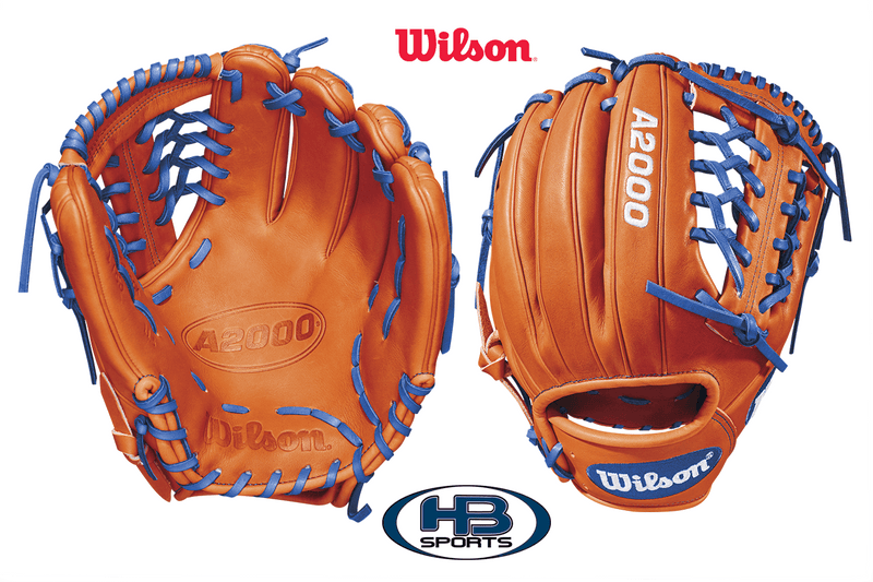 "2018 Wilson A2000 11.5"" Baseball Glove: WTA20RB181789 at headbangersports.com"