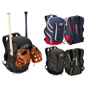 Wilson A2000 Players Backpack Bat Bag: WTA2000