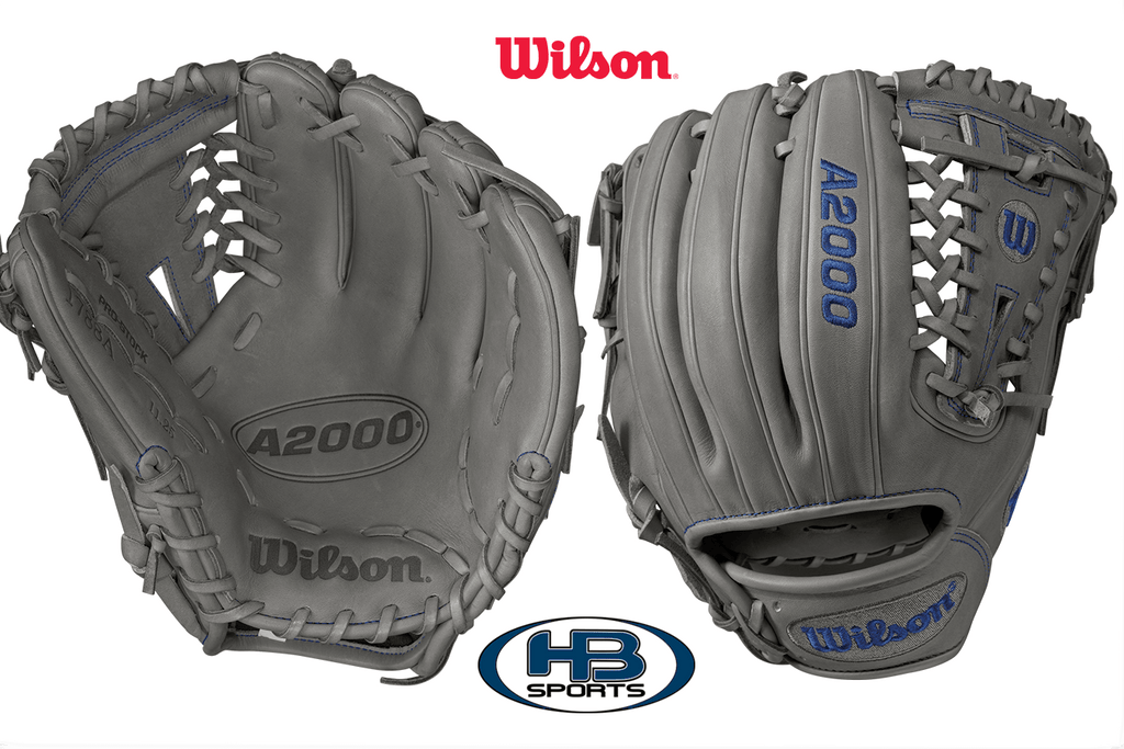 "Wilson A2000 11.25"" Baseball Glove: A20RB171788A at headbangersports.com"