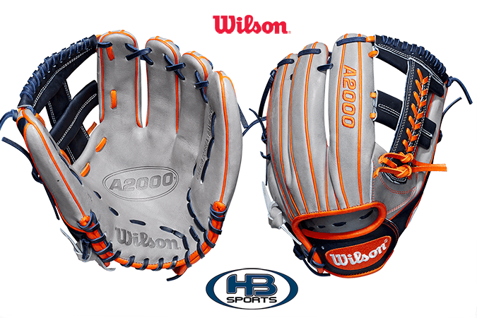 "2019 Wilson A2000 Carlos Correa 11.75"" Baseball Glove: WTA20RB19CC1GM at headbangersports.com"